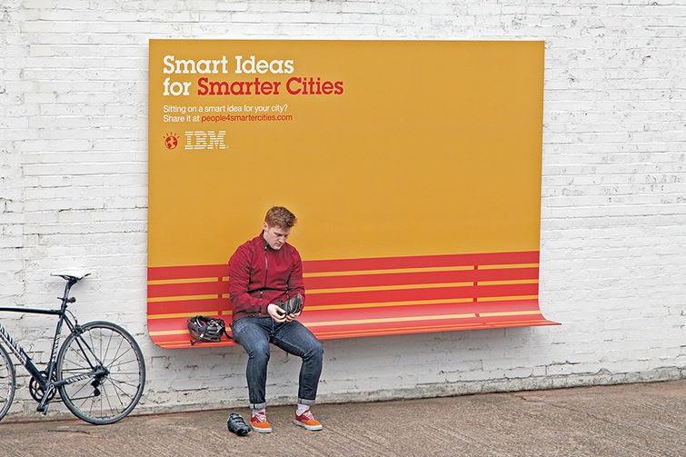 Campañas que nos apasionan: IBM, smart solutions